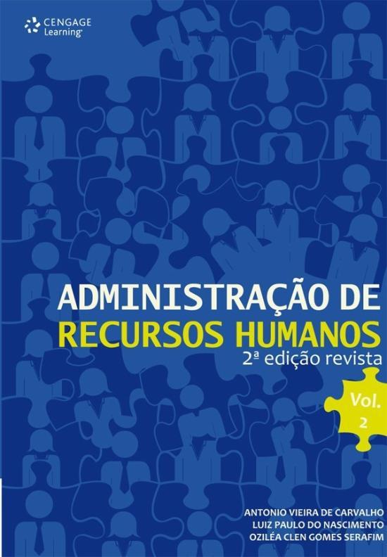 ADMINISTRACAO DE RECURSOS HUMANOS - V. 2