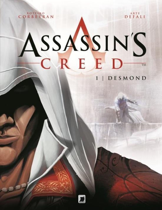 ASSASSIN'S CREED HQ: DESMOND - V. 01