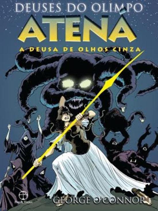 ATENA - A DEUSA DE OLHOS CINZA