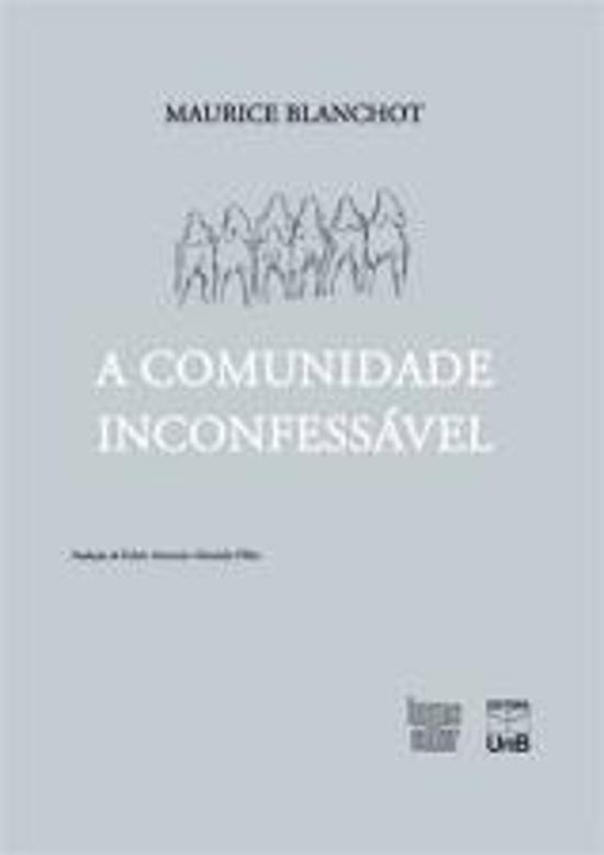 COMUNIDADE INCONFESSAVEL, A
