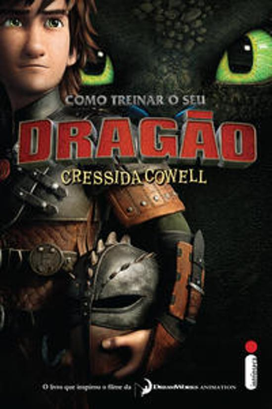 Como Treinar Seu Dragao - Capa Filme 1a.ed.   - 2014