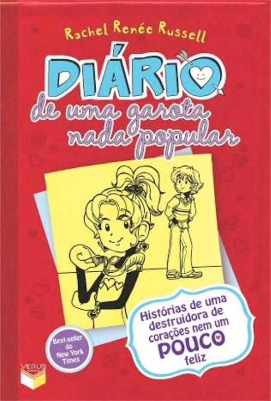 Diario De Uma Garota Nada Popular - V. 06 - Histor 4a.ed.