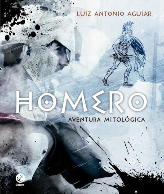 HOMERO - AVENTURA MITOLOGICA
