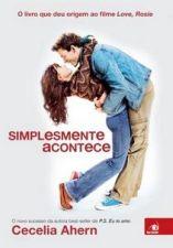 SIMPLESMENTE ACONTECE (CAPA DO FILME)