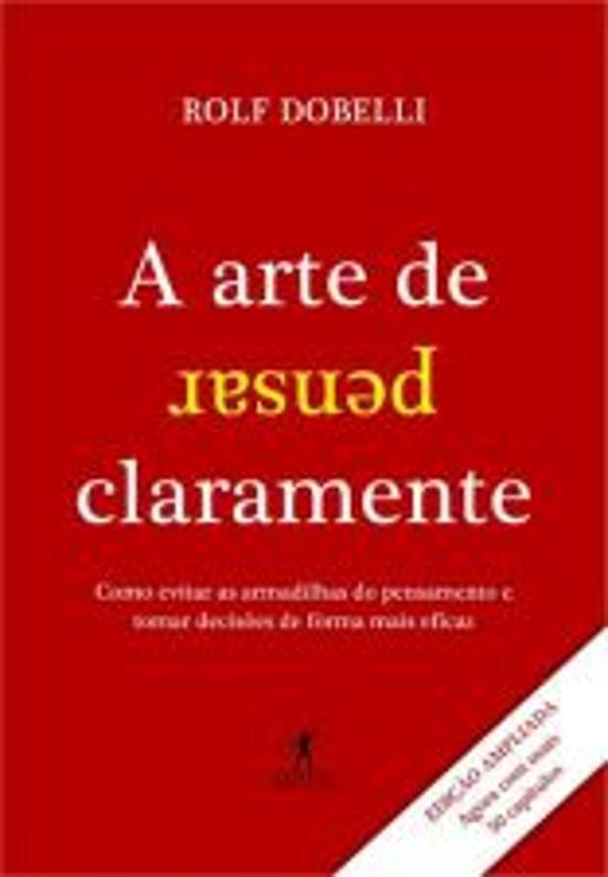 ARTE DE PENSAR CLARAMENTE, A