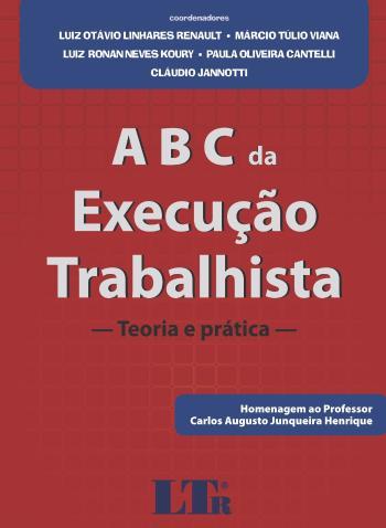 ABC DA EXECUCAO TRABALHISTA