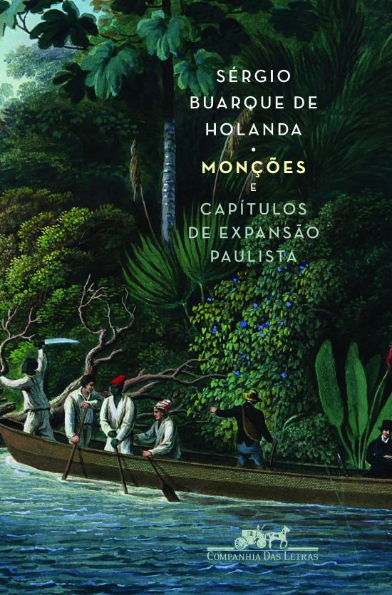 MONCOES E CAPITULOS DE EXPANSAO PAULISTA