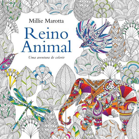 Reino Animal - Uma Aventura De Colorir 1a.ed.   - 2015