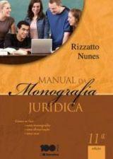 MANUAL DA MONOGRAFIA JURIDICA - COMO SE FAZ - UMA