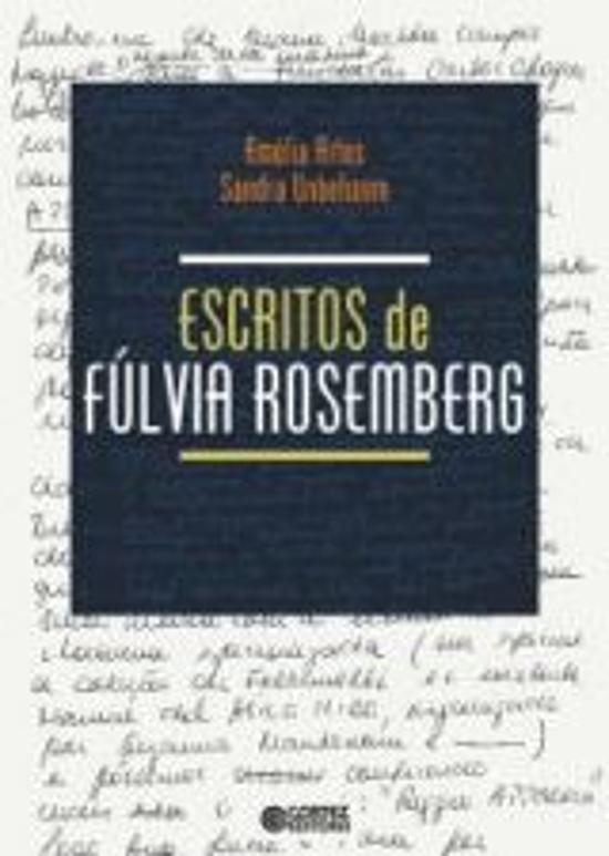 ESCRITORS DE FULVIA ROSEMBERG