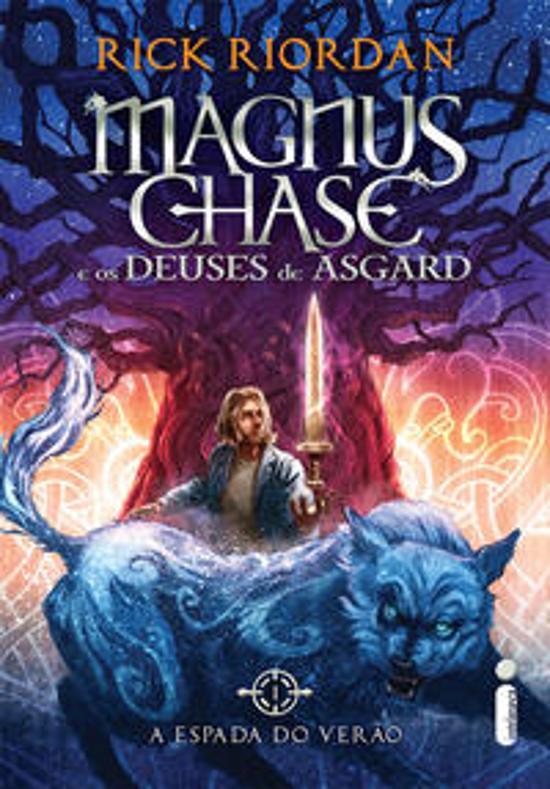 Magnus Ghase - V. 01 - A Espada Do Verao 1a.ed.   - 2015