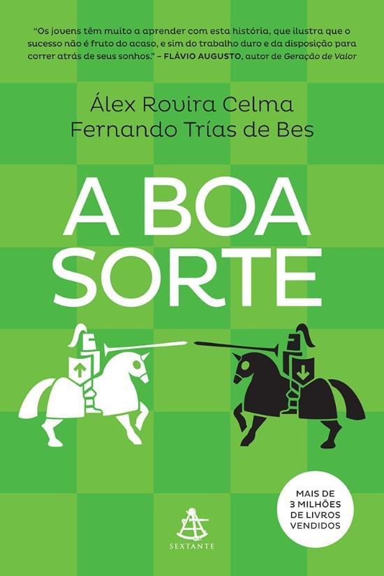 Boa Sorte, A 1a.ed.   - 2015