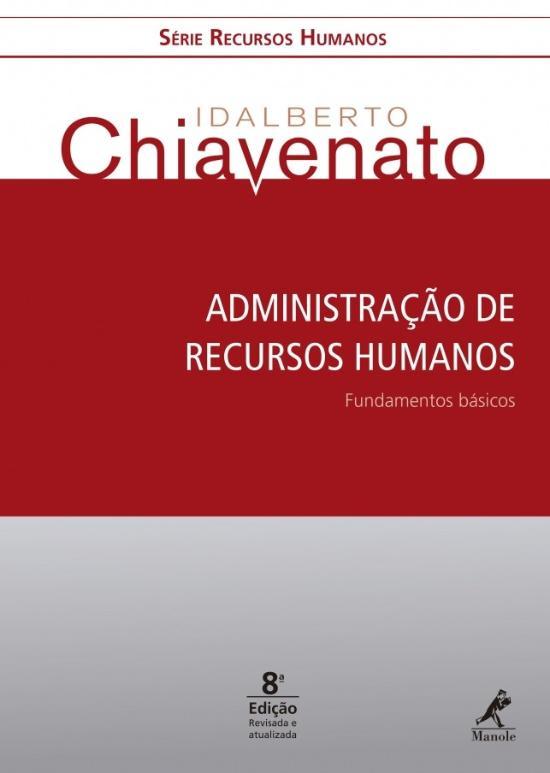 ADMINISTRACAO DE RECURSOS HUMANOS - FUNDAMENTOS BA