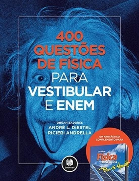400 QUESTOES DE FISICA PARA VESTIBULAR E ENEM