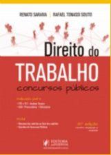 DIREITO DO TRABALHO CONCURSOS PUBLICOS
