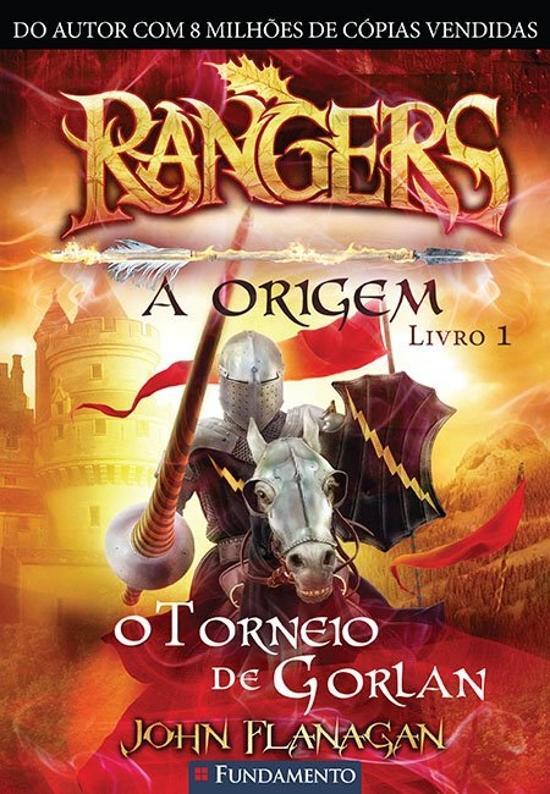 RANGERS - A ORIGEM - O TORNEIO DE GORLAN