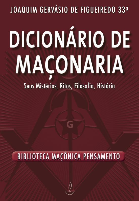 DICIONARIO DE MACONARIA