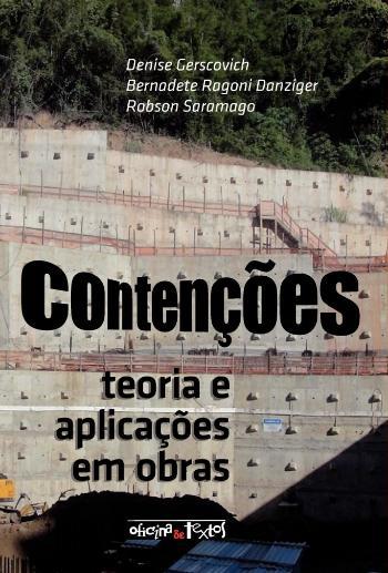 CONTENCOES - TEORIA E APLICACOES EM OBRAS