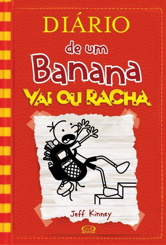 DIARIO DE UMA BANANA - VAI OU RACHA - V.11