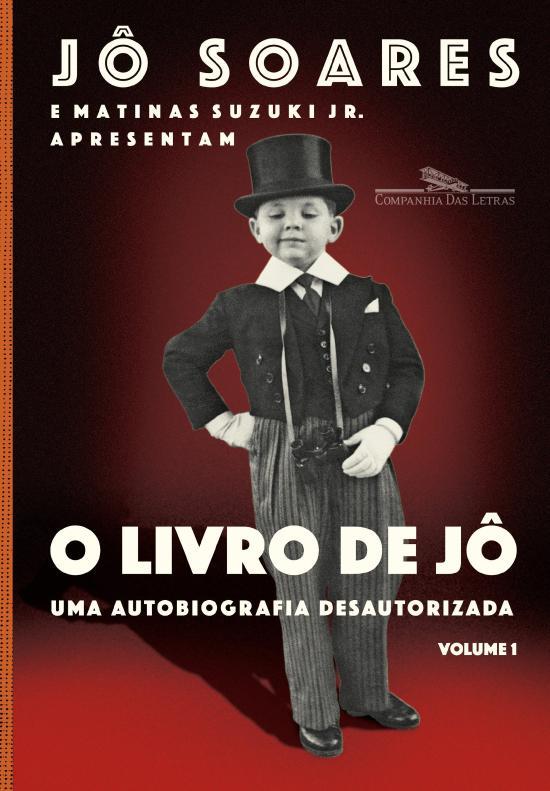 LIVRO DE JO, O - UMA AUTOBIOGRAFIA DESAUTORIZADA