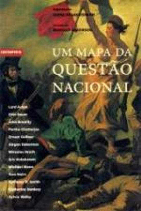 UM MAPA DA QUESTAO NACIONAL - Livraria Livros e Livros